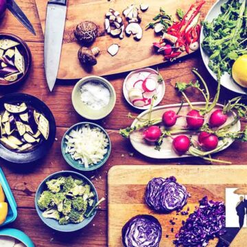 How to Eat Well as You Age